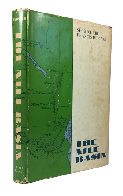 The Nile Basin and Captain Speke's Discovery of the Source of the Nile, by James MacQueen. Richard Francis Burton, James M'Queen.