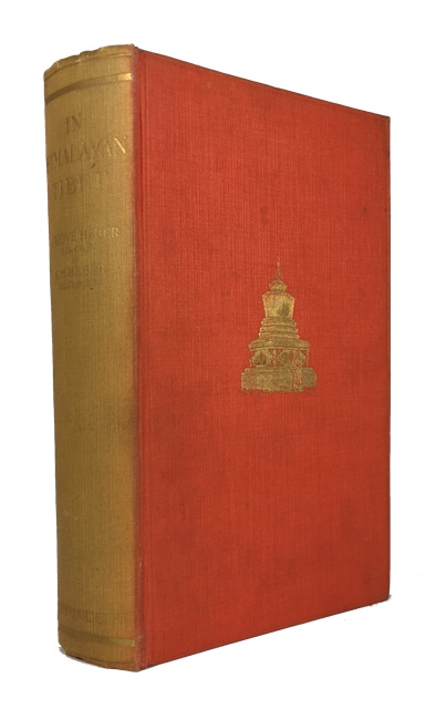 In Himalayan Tibet: a Record of 12 Years Spent in the Topsy-Turvy Land of Lesser Tibet With a Description of Its Cheery Folk, Their Ways & Religion, of the Rigours of the Climate & Beauties of the Country, Its Fauna and Flora. Adolph Reeve Kathleen M. Heber Heber, and.