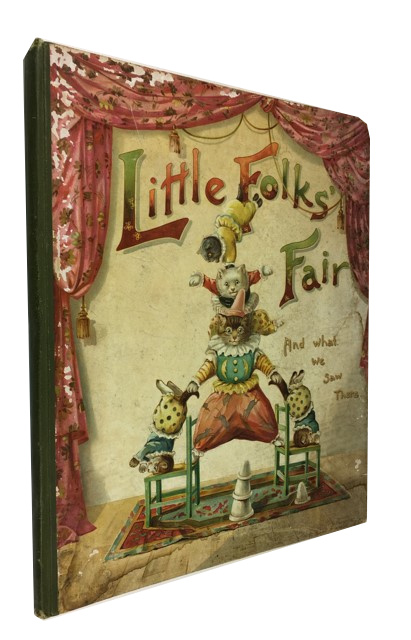 Little Folks' Fair and What We Saw There