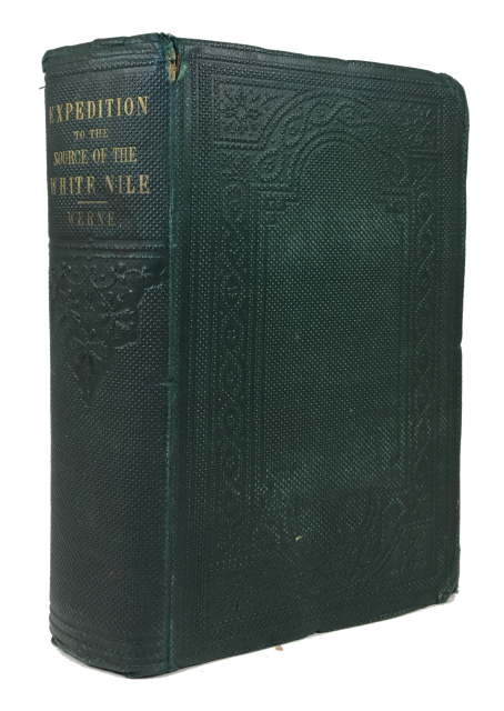 Expedition to Discover the Sources of the White Nile, in the Years 1840, 1841. Ferdinand Werne.