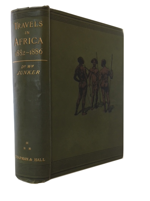 Travels in Africa During the Years 1882-1886. Wilhelm Johann Junker.