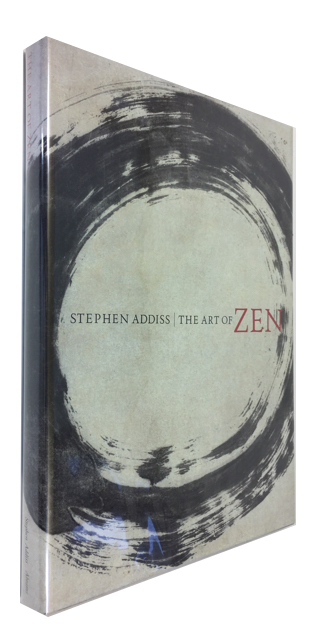 The Art of Zen: Paintings and Calligraphy by Japanese Monks, 1600-1925. Stephen Addiss.