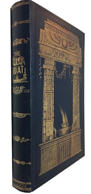 The Nile Boat; or, Glimpses of the Land of Egypt. William Henry Bartlett.