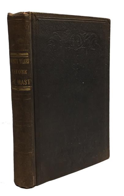 """Twenty Years Before the Mast, or Life in the Forecastle. Being the Experience and Voyages of Nicholas Peter Isaacs. Containing an Account of His Escapes from Wild Beasts; from the Dangers of War; from British Pressgangs; from Frequent Shipwrecks; Together with Several Remarkable Dreams, and a Mass of Other Interesting Facts, and Including an Account of His Conversion to God. Written by Himself and Revised by the Editor of """"Thirty Years from Home."""" Nicholas Peter Isaacs, b. 1784."""