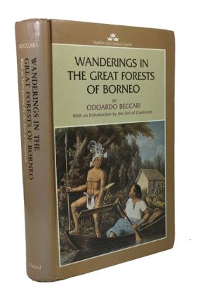 Wanderings in the Great Forests of Borneo. Odoardo Beccari