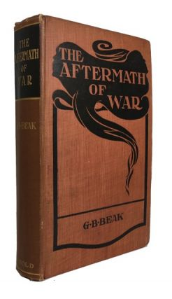 Aftermath of War: An Account of the Repatriation of Boers and Natives in the Orange River Colony...