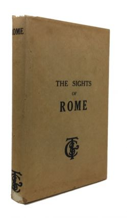 Cook's Handbook for the Short-Time Visitor to Rome. Thomas Cook, publishers, firm