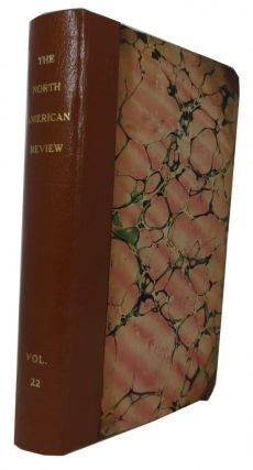 North American Review, Vol. XXII. New Series Vol. XIII (1826