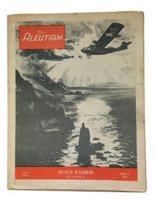 The Aleutian, Vol. I, No. 3 (Sept. 8, 1943)