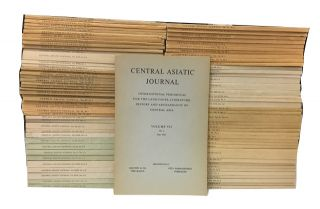 Central Asiatic Journal: International Periodical for the Languages, Literature, History and...