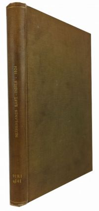 Handbook of the Netherlands East-Indies. Edition 1924