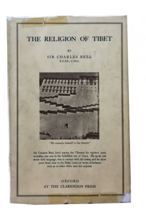 The Religion of Tibet. Charles Bell.