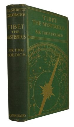 Tibet the Mysterious. Thomas Hungerford Holdich