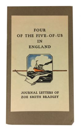 Four of the Five of Us in England. Zoe Smith Bradley.