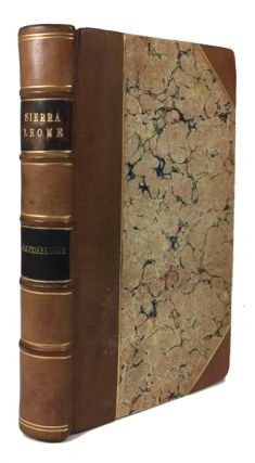 Narrative of Two Voyages to the River Sierra Leone during the Years 1791- 2- 3, Performed by A....