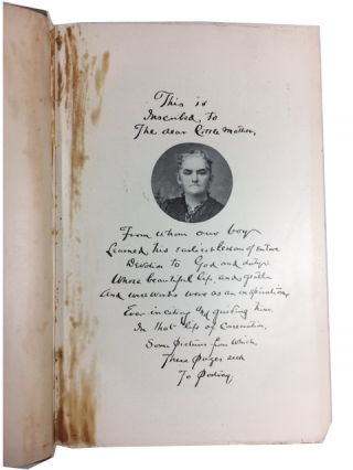 Life and Letters of Samuel Norvell Lapsley, Missionary to the Congo Valley, West Africa, 1866-1892