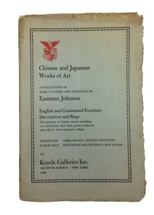 Chinese and Japanese Works of Art: Jade Carvings, Imperial Cloisonne, Bronze, Pottery, Porcelain,...