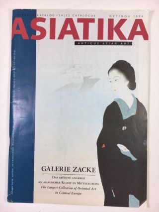 Asiatika: Antique Asian Art (Okt/Nov 1994